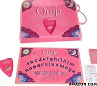 The new pink Ouija board by Hasbro