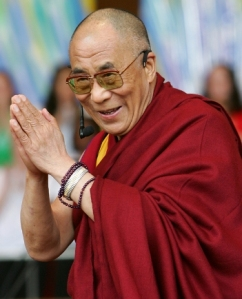 His Holiness the Dalai Lama